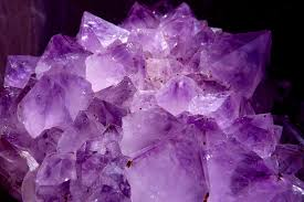 Healing Crystals Amethyst Cluster