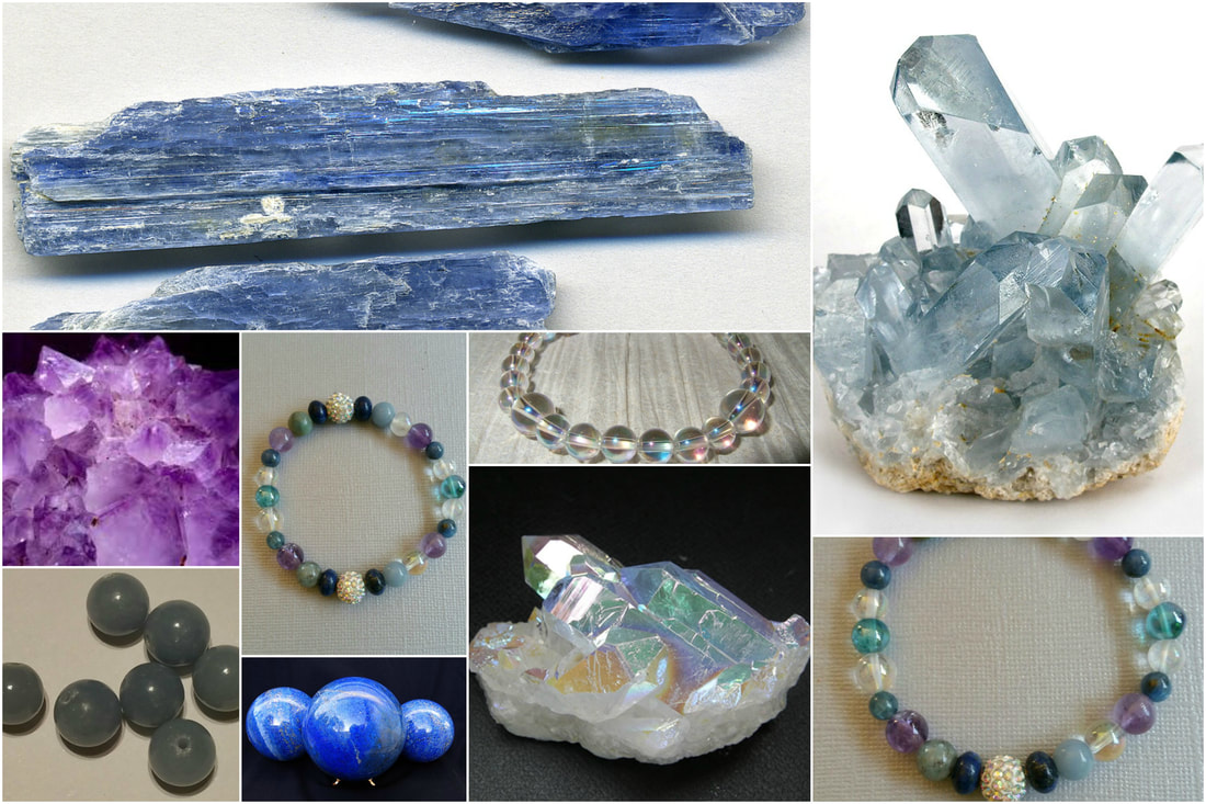 Healing Crystals that Enhance Intuition